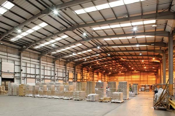 Making the most out of your warehouse storage space - SM Structures